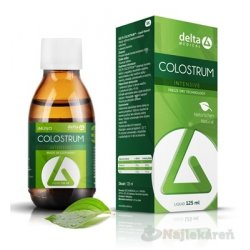 DELTA COLOSTRUM Sirup - Natural 100%