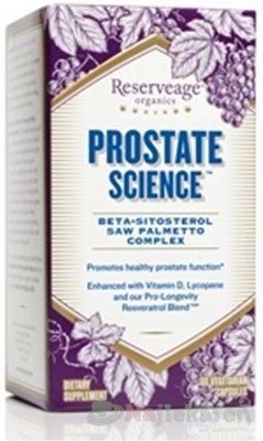 PROSTATE SCIENCE Reserveage