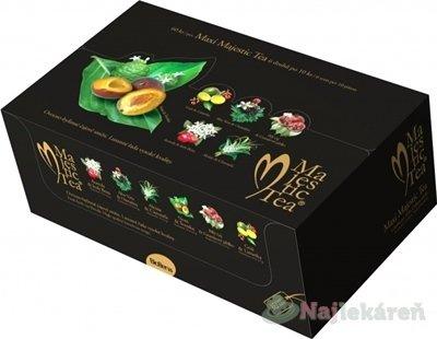 Biogena MAXI Majestic Tea 6 druhov 60 ks