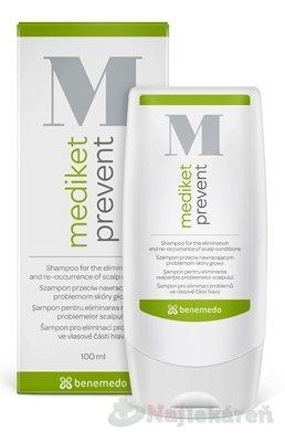 Mediket šampón 100 ml
