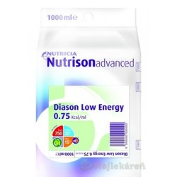 Nutrison advanced Diason Low nutrične kompletná…