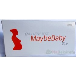 MaybeBaby strip 4v1
