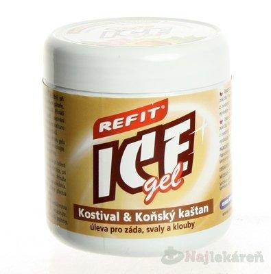Refit Ice gél Kostihoj a gaštan 230 ml