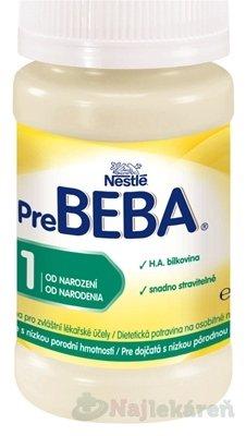 Nestlé Pre BEBA 1