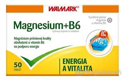 Walmark Magnesium B6 Aktiv 50 tabliet