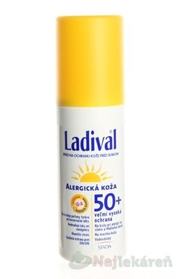 Ladival Allerg spray SPF50+ 150 ml