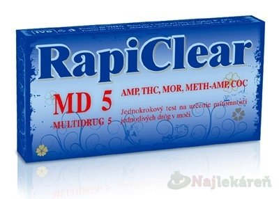 RapiClear MD 5 (MULTIDRUG 5)