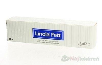 Linola-Fett crm.der.1x50g