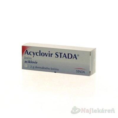 Acyclovir Stada crm.der.1x5g