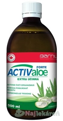 MOLICARE MOBILE Light L (Large) - Barny´s ACTIValoe gel Forte 500 ml