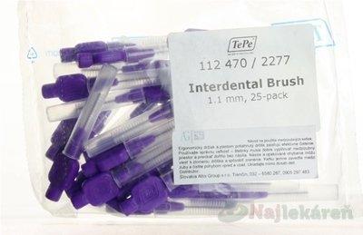 TePe medzizubné kefky 1,1 mm ambulantné balenie