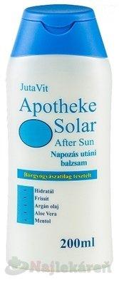 JutaVit Apotheke Solar After Sun balzam po opaľovaní 200 ml
