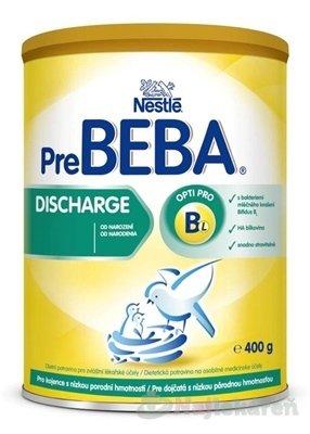 Nestlé Pre BEBA Discharge