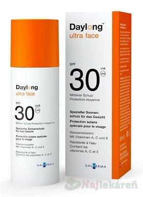 Daylong Ultra Face krém na tvár SPF30 50 ml
