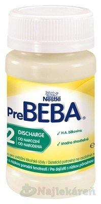 Nestlé Pre BEBA 2 Discharge