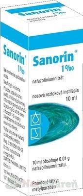 Sanorin 1‰ int.nao.1x10ml