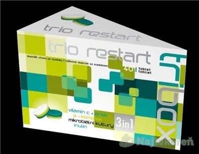 Trio Restart tbl.40