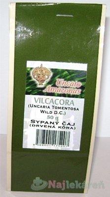 AMAZONAS VILCACORA - 50 g - Uncato Vilcacora kvapky 25 ml