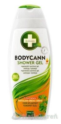 Annabis Bodycann Konopný sprchový gél 250 ml