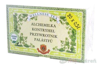 Herbex ALCHEMILKA OBYČAJNÁ bylinný čaj 20x3 g