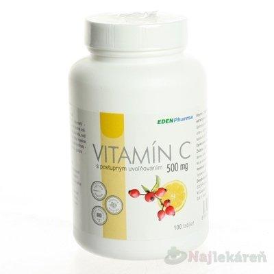 EDENPharma VITAMÍN C 500MG 100 tablet