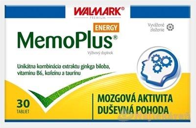 Walmark MemoPlus ENERGY 30 tbl.