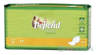 Depend Extra 20 ks