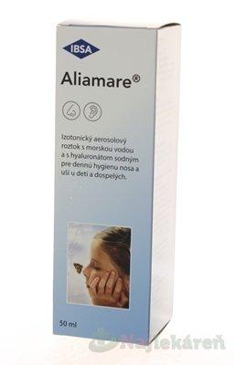 Ibsa Aliamare roztok 50 ml