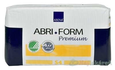 Abri Form Air Plus S4 22 ks - Abena Abri Form Air Plus S4 22 ks