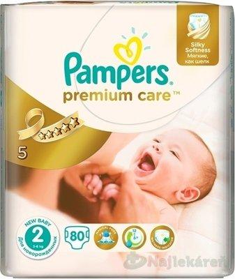 PAMPERS PREMIUM Care 2 Mini