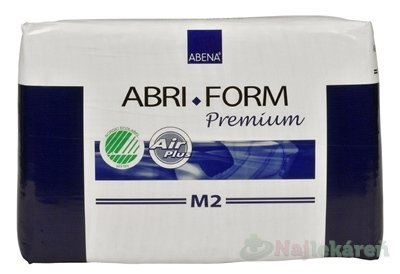 Abri Form Air Plus M2 24 ks - Abena Abri Form Air Plus M2 24 ks