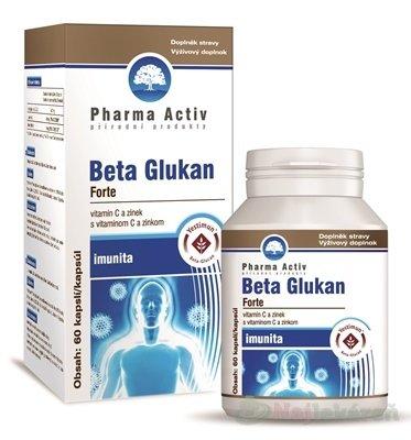 Pharma Activ Beta Glukan Forte 60 cps.