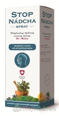 STOPNÁDCHA - Dr.Weiss