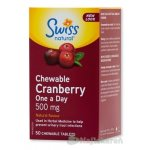 SWISS MEGA BRUSNICE (Chewable Cranberry One a Day)