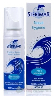 STERIMAR nosová hygiena