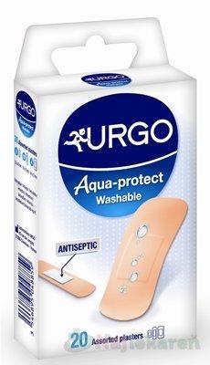 Urgo Aqua protect náplasť 20 ks 3 veľkosti