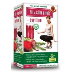 HERBEX FIT & SLIM drink + Psyllium