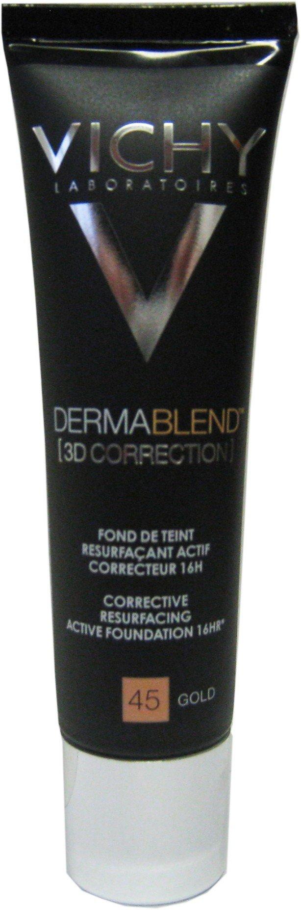 Vichy Dermablend make-up 3D korekcia 45 gold 30 ml