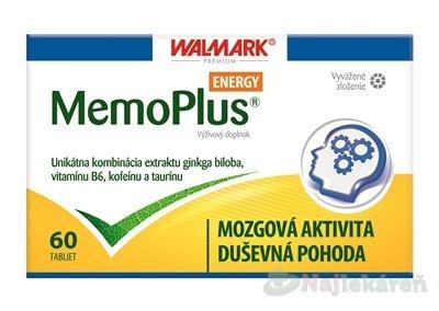 Walmark MemoPlus Energy 60 cps.