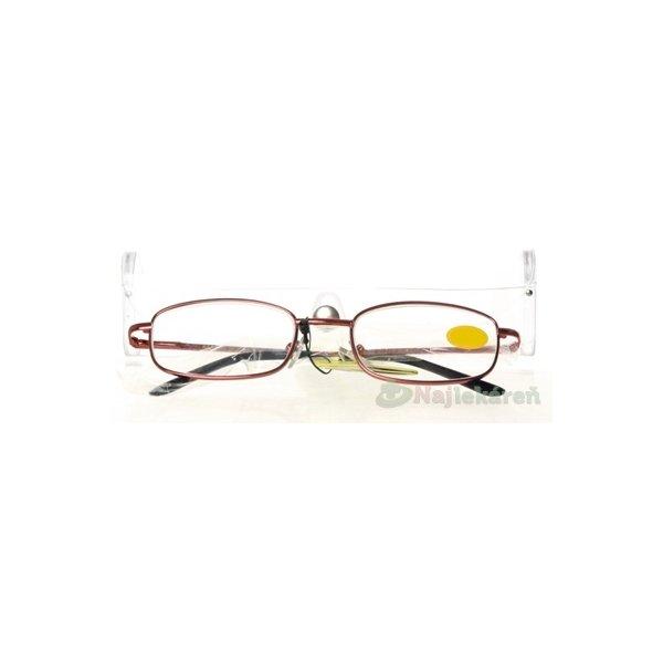 American Way okuliare na čítanie červené  12da2676d93