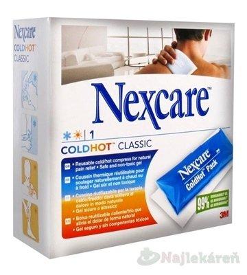 3M Nexcare ColdHot Classic [SelP] - 3M Nexcare ColdHot Classic [SelP] gélový obklad, 26 x 11 cm 1 ks