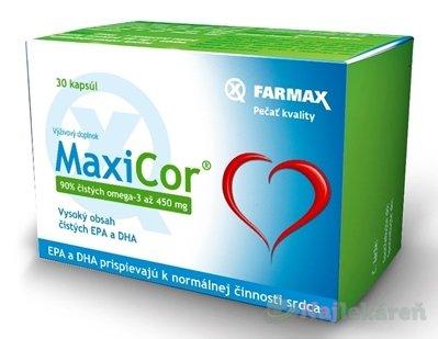 Farmax MaxiCor 30 kapsúl