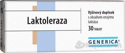 Generica Laktoleraza 30 tabliet