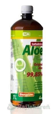 Virde Aloe barbadensis gel Original juice 1x1 l