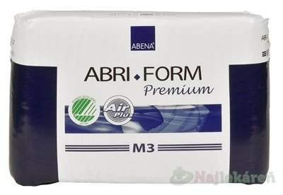 Abri-Form Premium M3 22 ks