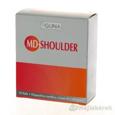 GUNA MD SHOULDER, kolagénový roztok 20 ml
