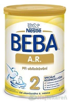 Nestlé BEBA A.R. 2 inov.2016, 800 g