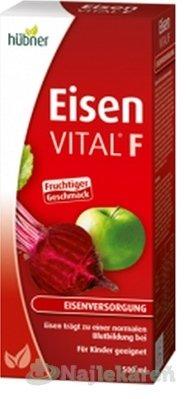 Eisen VITAL F ovocný a bylinný extrakt 500 ml