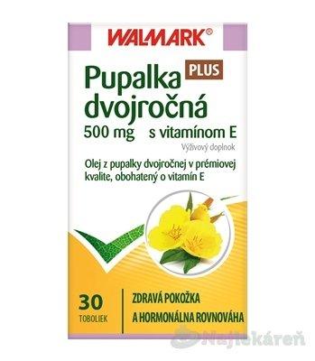 Walmark PUPALKA DVOJROČNÁ 30 kapsúl