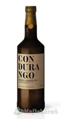 HERBADENT Condurango - Digestiv sladové víno, na žalúdok 750 ml